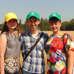 на фото колектив компанії Агрохімоіл по продажу мінеральних добрив, комплексних добрив, азотних добрив в Україні